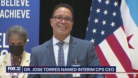 Dr. Jose Torres named interim Chicago Public Schools CEO