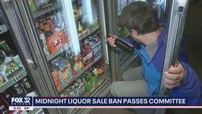Lightfoot's midnight liquor sale ban passes committee