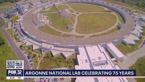 Argonne National Lab celebrates 75th birthday