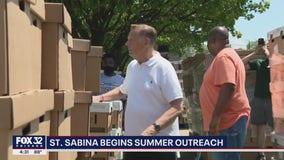 Chicago's St. Sabina Church begins summer outreach program