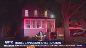 Police investigating after explosive device thrown into Evanston home