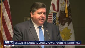 Exelon threatens to close 2 Illinois power plants after state lawmakers fail to pass energy bill