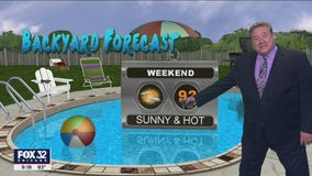 10 p.m. forecast for Chicagoland on June 4