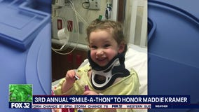 Smile-A-Thon raising money to bring joy to kids with cancer