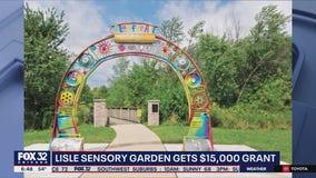 Lisle Sensory Garden receives $15,000 grant for upgrades