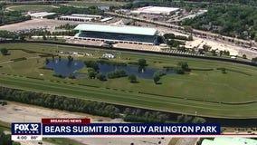 Bears submit bid to buy Arlington park