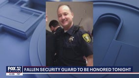 Fallen security guard to be honored at White Sox game