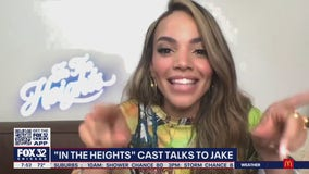 Cast of 'In the Heights' talks about the emotional range of movie musicals