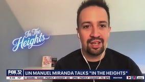 Lin Manuel Miranda talks new musical film 'In the Heights'