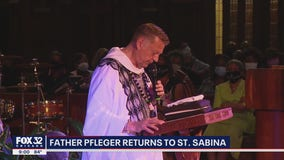 Father Pfleger returns to St. Sabina