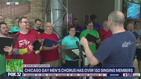 Chicago Gay Men's Chorus performs on Good Day Chicago