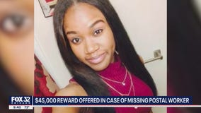 Missing woman Kierra Coles: Family ups reward to $45,000 for Chicago postal worker last seen in 2018