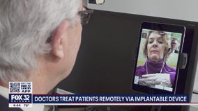 'Game changer': New technology allows doctors at Rush to treat patients remotely