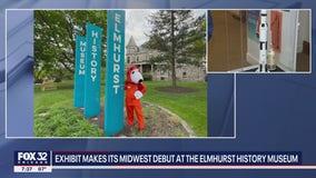 Exhibit makes Midwest debut at Elmhurst History Museum