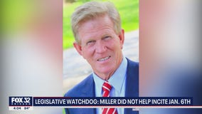 Legislative watchdog says Illinois Rep. Miller did not incite Capitol Riot