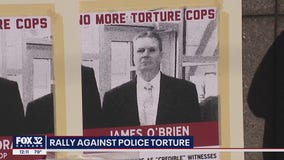 Chicago citizens hold rally against police torture