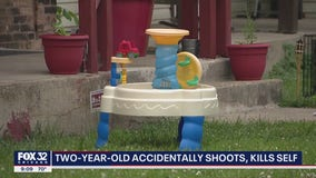 2-year-old Illinois boy accidentally fatally shoots himself in the head