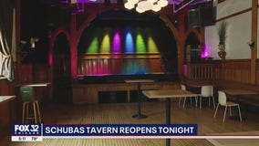 Schubas Tavern in Lake View reopens