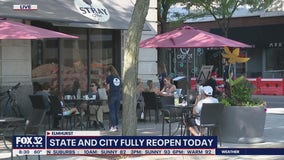Elmhurst cafe sees light at the end of the tunnel as Illinois reopens
