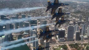 Blue Angels to return to Chicago skies in August