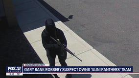 Gary bank robbery suspect owns 'Illini Panthers' semi-professional football team