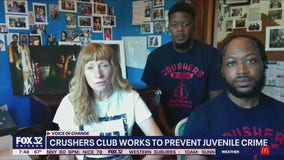 Crushers Club changing lives by empowering teenagers in Englewood
