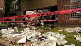 Storm may have caused roof collapse on Northwest Side