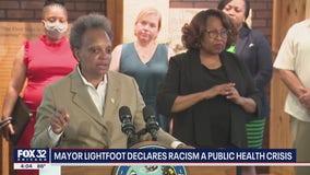 Mayor Lightfoot declares racism a public health crisis