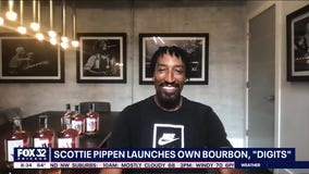"""Scottie Pippen launches bourbon """"Digits"""" exclusively in Chicago"""