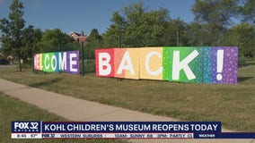 Kohl Children's Museum reopens today in Glenview
