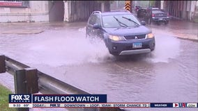 Chicago-area residents on alert for flash flooding ahead of Monday downpours