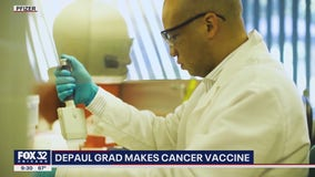 Scientist from Illinois working to find cure for cancer