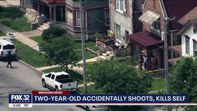 2-year-old Joliet boy accidentally shoots and kills himself