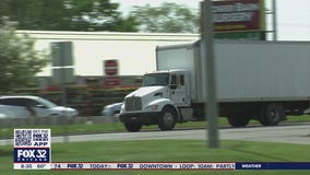 Delivery truck crashes increase in wake of high demand