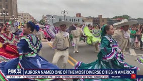 Aurora recognized as one of the most diverse cities in America