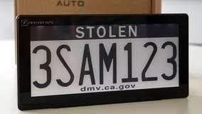 Digital license plates could solve carjacking crisis in Illinois, alderman suggests