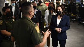 Harris asserts 'progress' made amid 'tough' situation at US-Mexico border