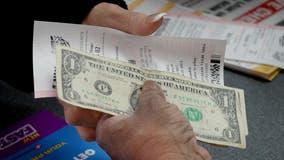 $56 million Mega Millions jackpot ticket sold at suburban Chicago gas station
