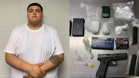 Alleged drug dealer charged after police search home in Round Lake