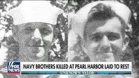 Chicago born brothers who died in Pearl Harbor attack finally laid to rest 80 years later