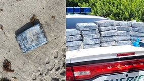 $1.2 million worth of cocaine washes ashore at Cape Canaveral Space Force Station