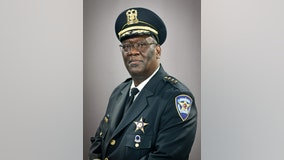 Evanston Police Chief Demitrous Cook announces his retirement