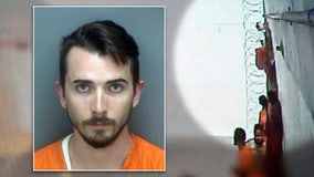 'It was the perfect storm': Ohio murder suspect escaped from Pinellas jail for 10 minutes before recapture