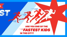 Do you have what it takes? Compete to be named the fastest kid in Chicago