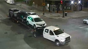 Chicago police seek driver in hit-and-run that injured bicyclist