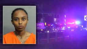 Woman arrested after accidentally firing gun inside car, leaving sister on life support