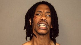Police arrest naked burglar who broke into 3 houses, assaulted homeowner