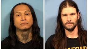 2 men charged after 8-hour standoff with officers in Hinsdale