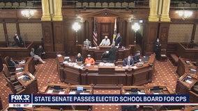 Proposal to elect Chicago school board members advances in Illinois Senate