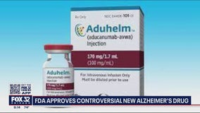 FDA approves first Alzheimer's treatment in 20 years